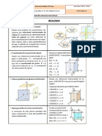 Ficha 3- Geometria Analitica