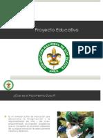 Proyecto Educativo - Boy Scouts