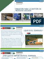 Informacion Del Sigersol 2018