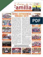 EL AMIGO DE LA FAMILIA 24 febrero 2019.