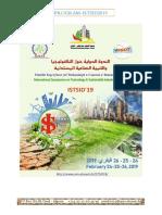 Programme Istsid2019