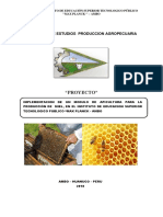 Produccion de Apicultura