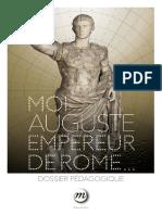 Moi Auguste, Empereur de Rome