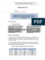 Plan de incentivos para cumplimiento del MEF