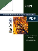 Resumo Clínica médica