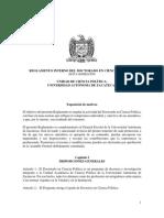 Reglamento 6ta Generación DCP