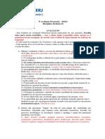 AP3 Bot2 2015-2 - Critérios de Correção
