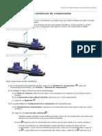 2016 SolidWorks - Creación de Versiones Simétricas de Componentes de Un Ensamblaje