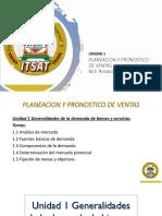u 1 Planeacion y Pronostico de Ventas