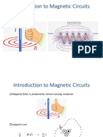Introduction to Magnetic Circuits
