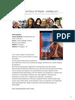 Ms-matematica.blogspot.com-Fundamentos de Física I 8ª Edição Halliday Vol 1