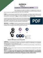 quimica unam