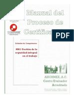 Manual de proceso de certiificacion