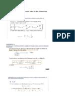 Distribuciones teóricas