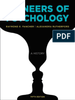 Pioneers of Psychology (Fifth E - Raymond E. Fancher.pdf