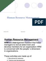 HRM-Intro