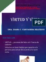 Virtud y Vicio