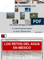 Los Retos Del Agua en Mexico Dr. Marengo