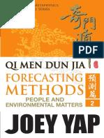 Qi Men Dun Jia Forecasting Methods People And Environmental Matt.pdf