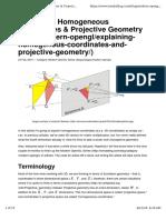 Explaining Homogeneous Coordinates & Projective Geometry.pdf
