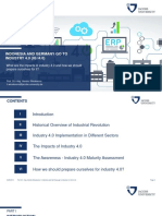 Webinar Industry 4 0 Hendro