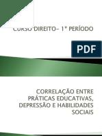 PRATICAS EDUCATIVAS