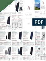 Accesorios Paneles Fotovoltaicos IUSA