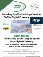 CashCards.net Interview