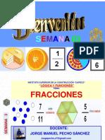 Semana 03 - Fracciones