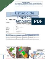 03.4 Estudio de Impacto Ambiental
