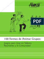 100 dinámicas para adultos