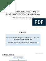 Infeccion Por El Virus de La Inmunodeficiencia Humana. 2019