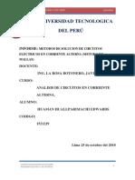 infrme teoremas de thevenin, superposicion y norton.docx