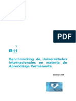 Bechmarking de Universidades Logo Upv