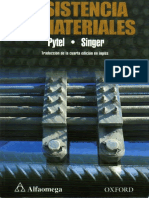 Pytel Y Singer - Resistencia De Materiales  ok.pdf