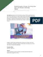 Pemeriksaan Widal Prosedur Prinsip Cara Kerja Dan Interpretasi Hasil - Seri Eduaksi Teknologi Laboratorium