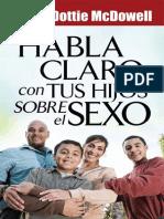 Habla Claro con Tus Hijos sobre el Sexo