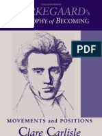 Kierkegaard s Philosophy of Becoming