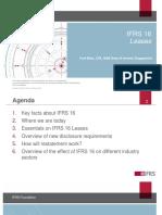IFRS 16 Presentation