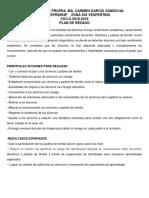 Plan de Rezago 2018-2019