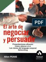 Allan Pease - El Arte De Negociar Y Persuadir.pdf