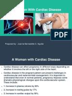 Cardiac Disease Report Jb