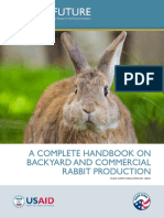 A Complete Handbook on Backyard and Commercial Rabbit Production