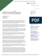 Cuestiones lindantes a la sustracción internacional parental de niños.pdf