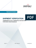 EXT ShipmentVerification Deployment