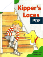 Kipper's Laces Oxford Reading Tree