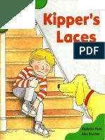 Kipper's Laces Oxford Reading Tree