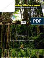 Indonesian COP 22 Presentation_Bamboo