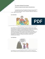 La Cultura Como Sistema de Normas (EXPO SOCIOLOGIA).