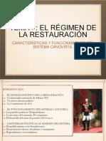 Tema 9 La Restauracion 2